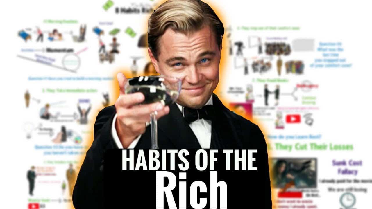 La mente millionaria e le abitudini dei ricchi